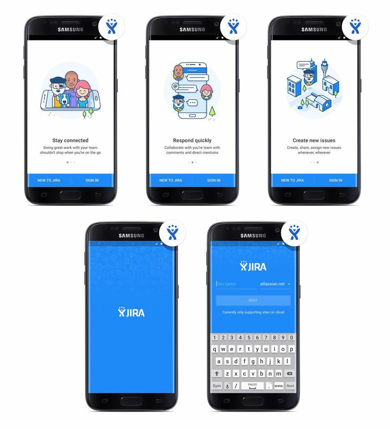 mobile app onboarding process
