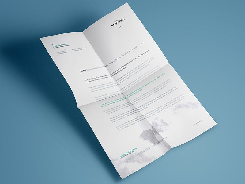 Free Branding Identity Beautiful Free Invoice Templates for Creatives