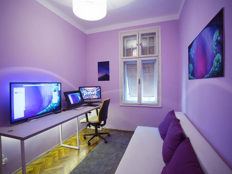 designer workspace Workstation