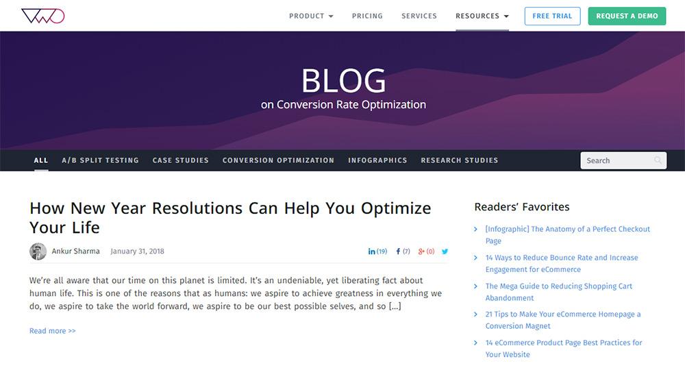 VWO Blog
