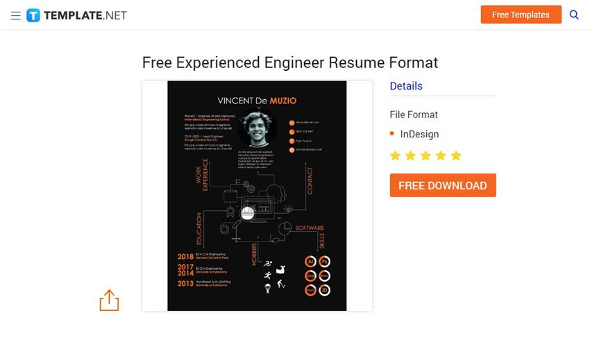 26+ Best Resume Formats