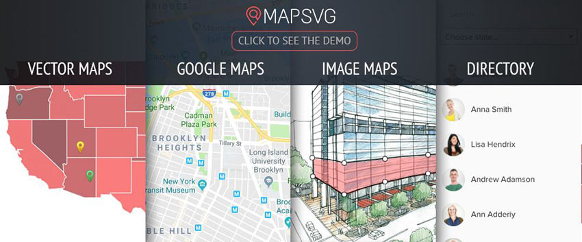 MapSVG