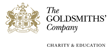 Goldsmiths charity and ed logo