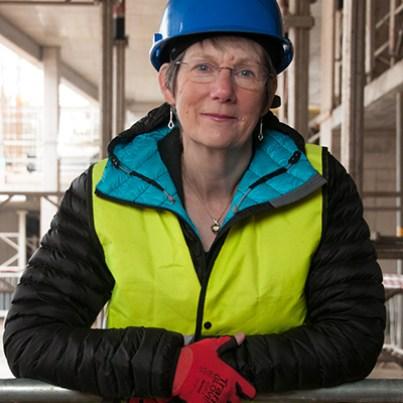 Dr Sarah Buck OBE