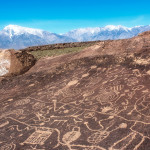 Ancient writings in the California Sierras are in danger.