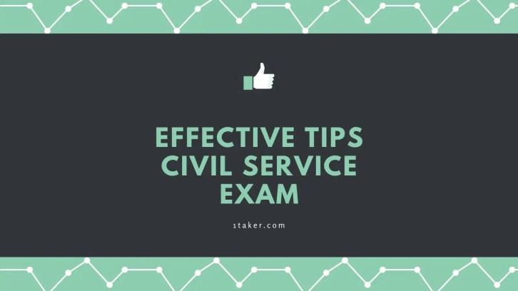 effective tips to pass civil service exam philippines