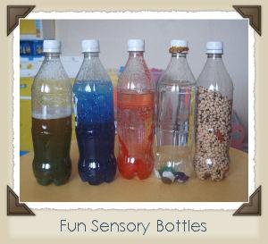 Mystery bottles!