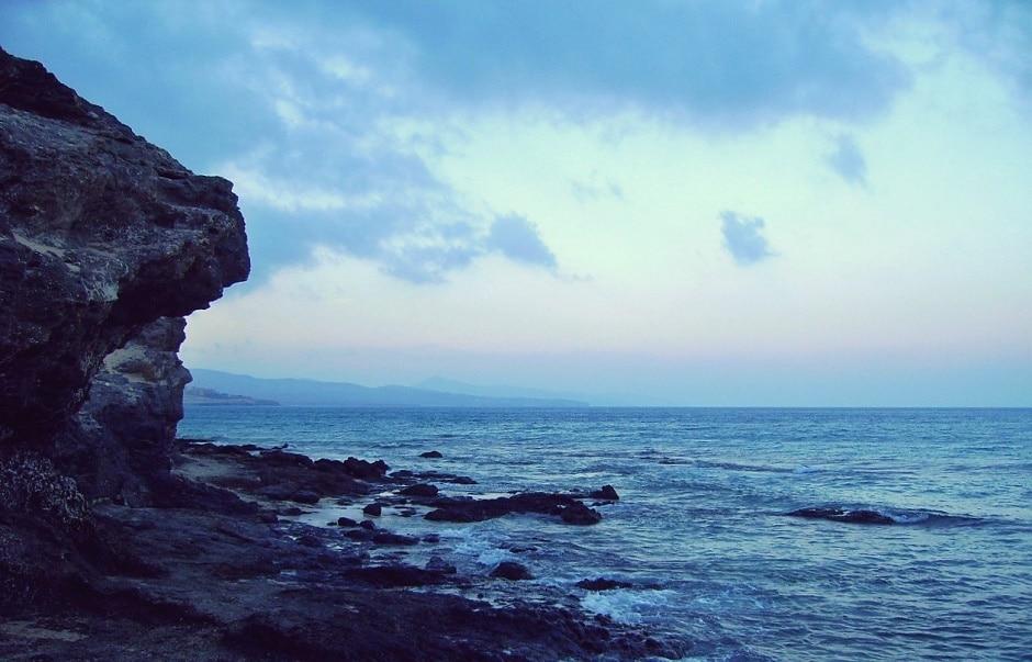 Fuerteventura Costa Calma Klippen