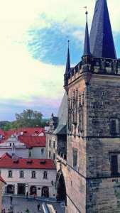 Prag Mala Strana Karlsbrücke