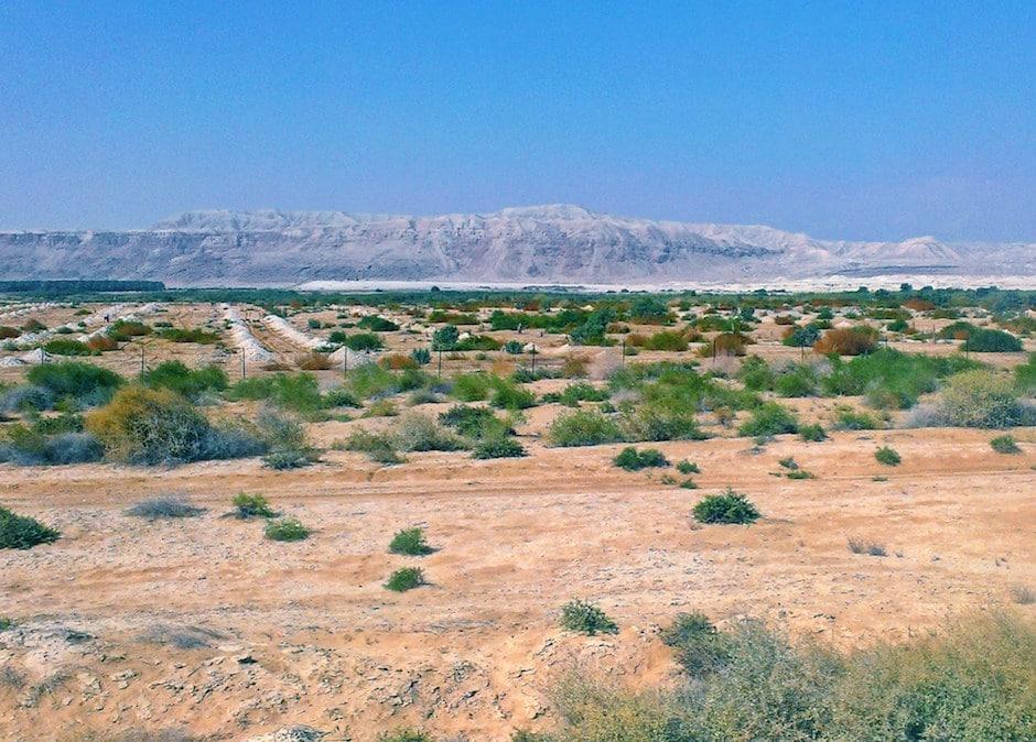 Wüste Juda Israel