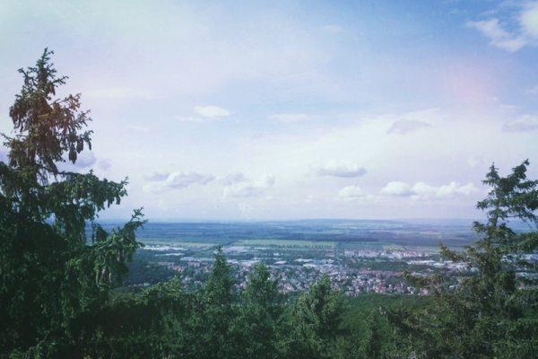 Wandern Brocken Harz
