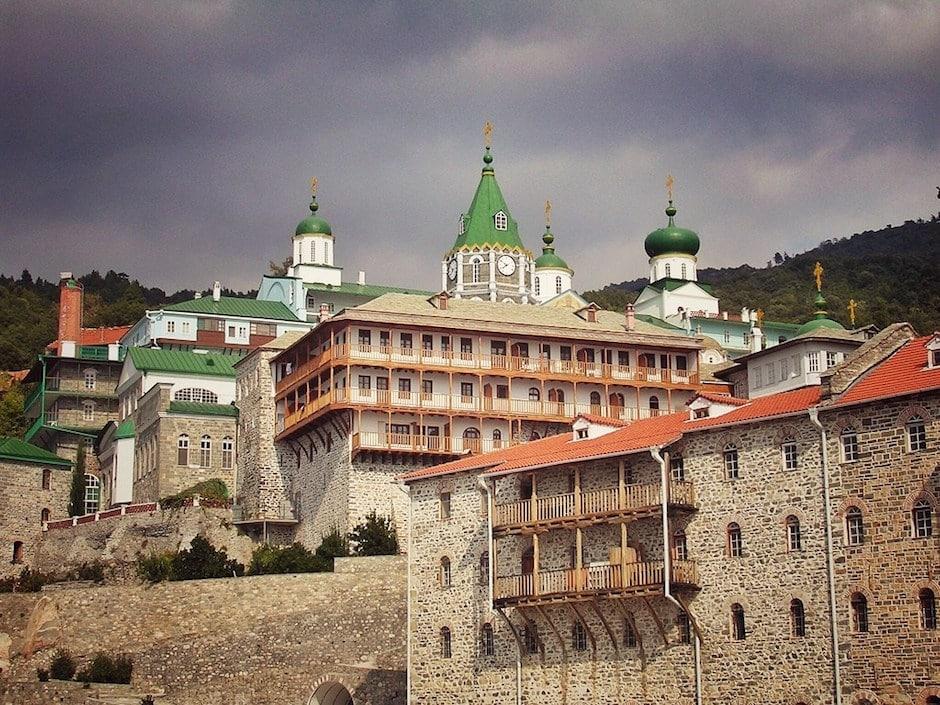 Mönchsrepublik Athos