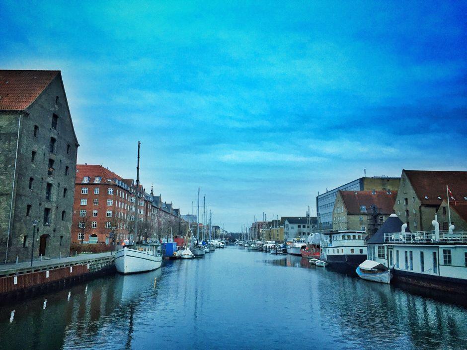 Kopenhagen Schmetterlingsbrücke