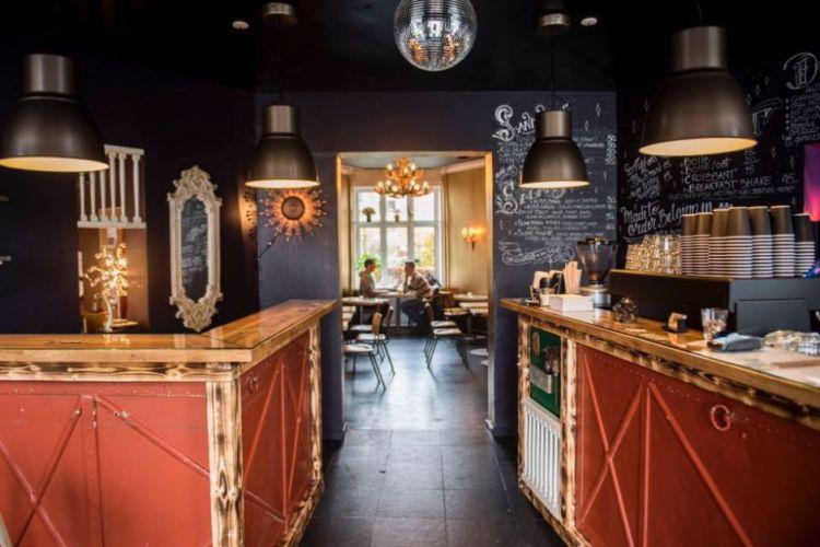 Das Gute an Kopenhagen im Winter: Man findet viele Cafés und Bars mit entspannter Stimmung, wie hier im Skyler's an der Gyldenløvesgade. Foto: Facebook