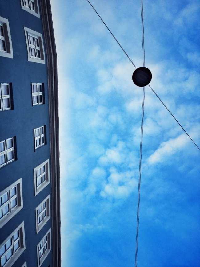 Kopenhagen Straßenlaternen Amalienborg