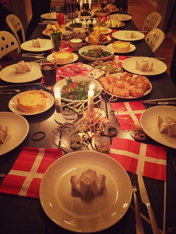 Silvester-Dinner in Kopenhagen