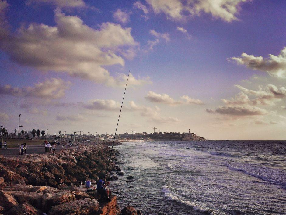Tel Aviv Promenade Jaffa
