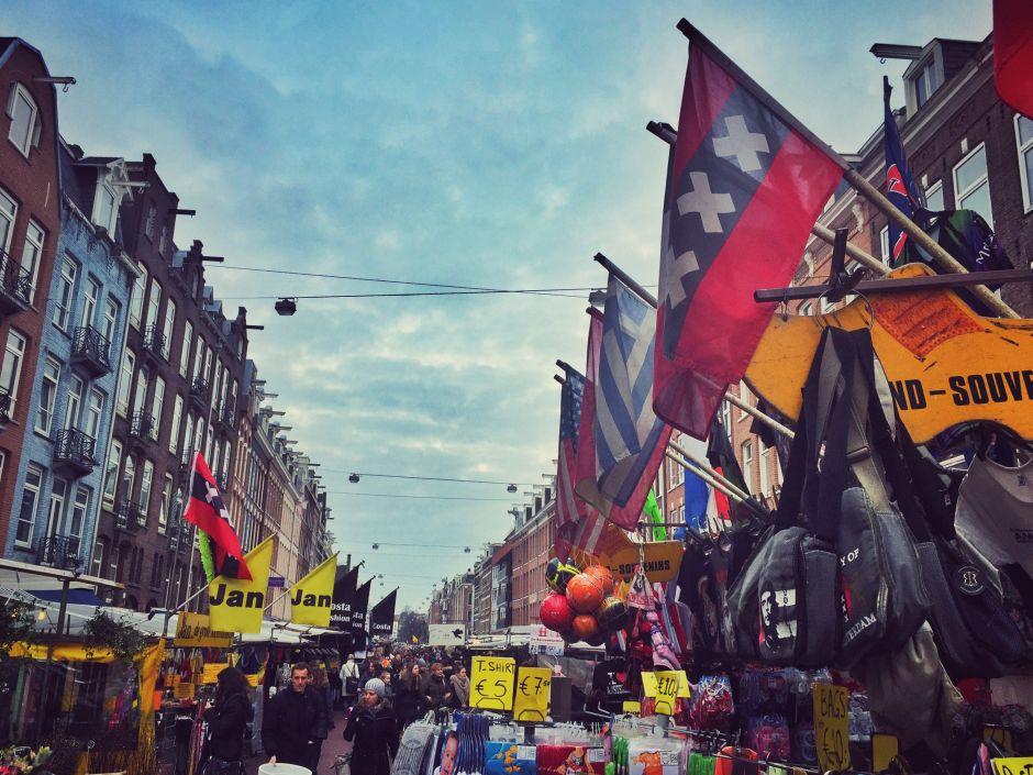 Amsterdam_Albert Cuyp Markt_1 THING TO DO
