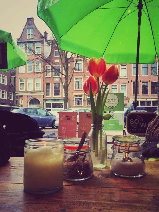 Amsterdam Reisebericht