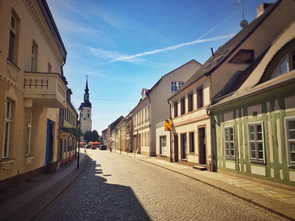 Lübbenau_Altstadt mit Kirche_1 THING TO DO