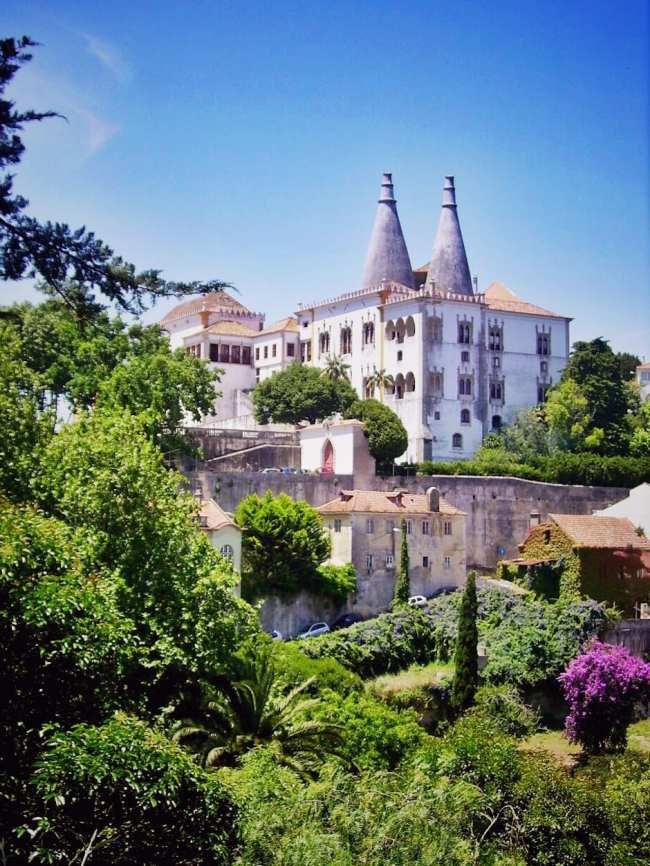 Sintra_Palacio Nacional_1 THING TO DO
