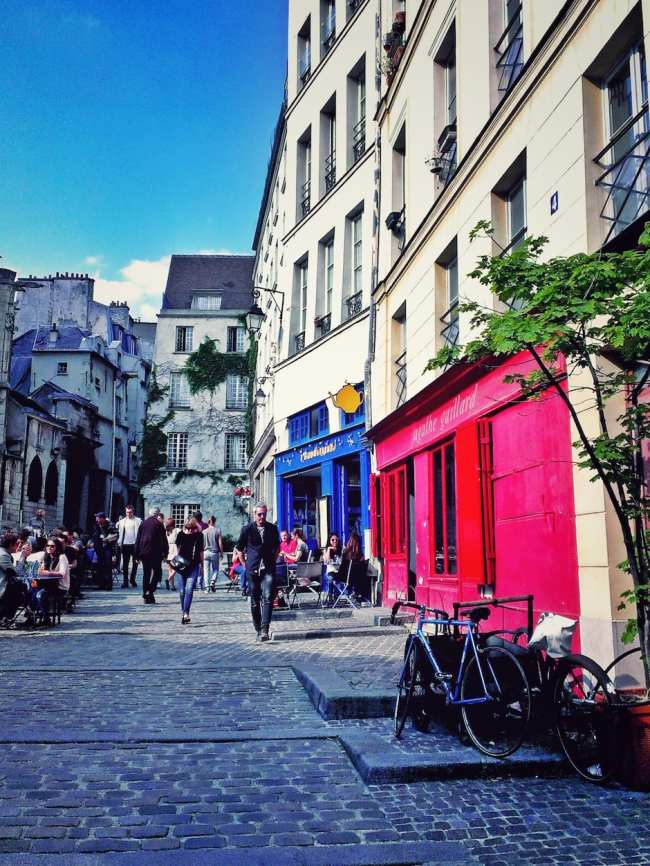 Paris_Marais_Gasse_1 THING TO DO