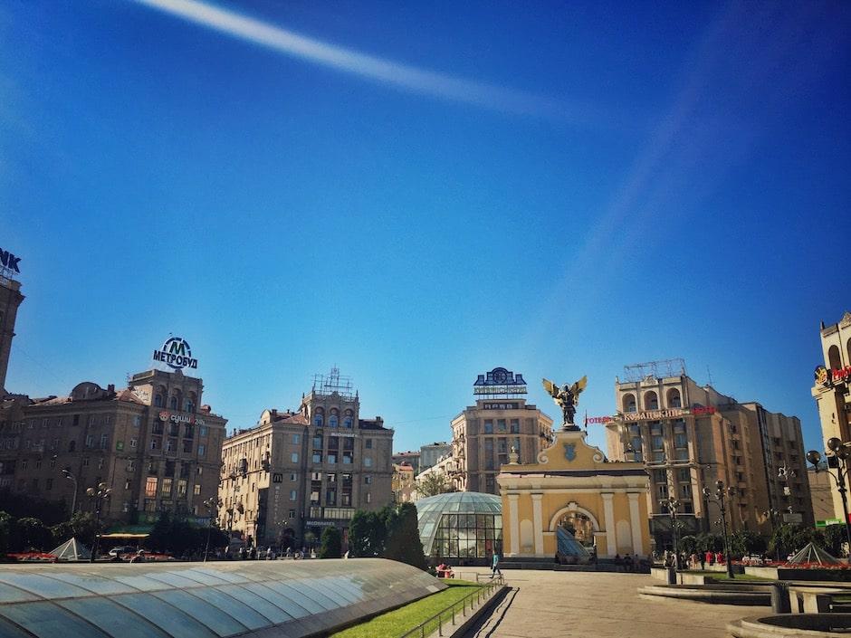 Kiew Reisebericht
