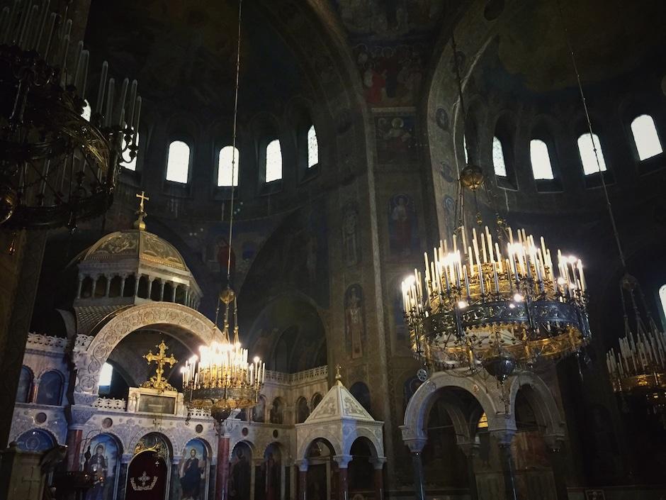 Sofia Reisebericht