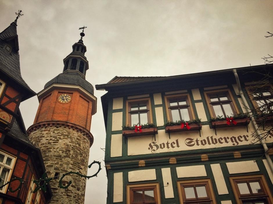 Weihnachtsmarkt Stolberg Harz
