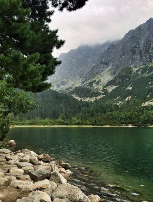Slowakei Wandern Rysy