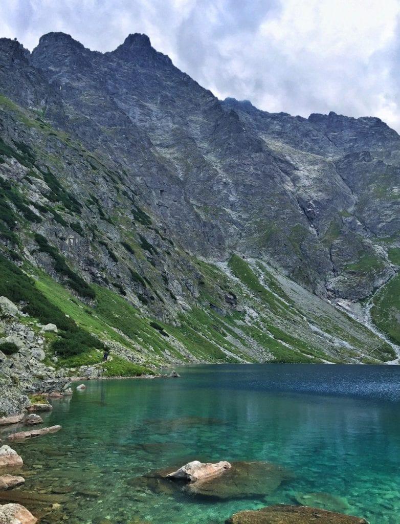 Hohe Tatra Wandern Rysy