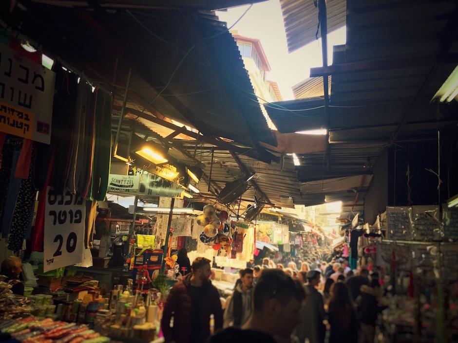 Silvester in Tel Aviv