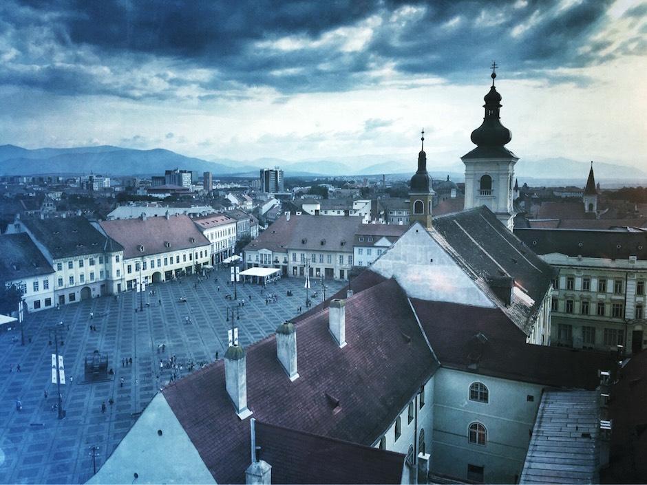 Sibiu Reisebericht Hermannstadt