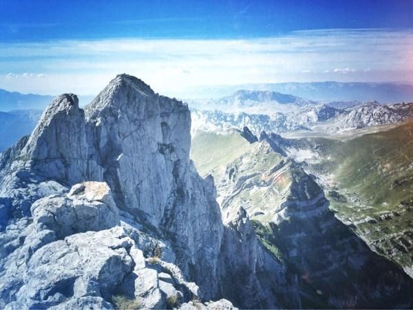 Wandern Montenegro Durmitor-Nationalpark