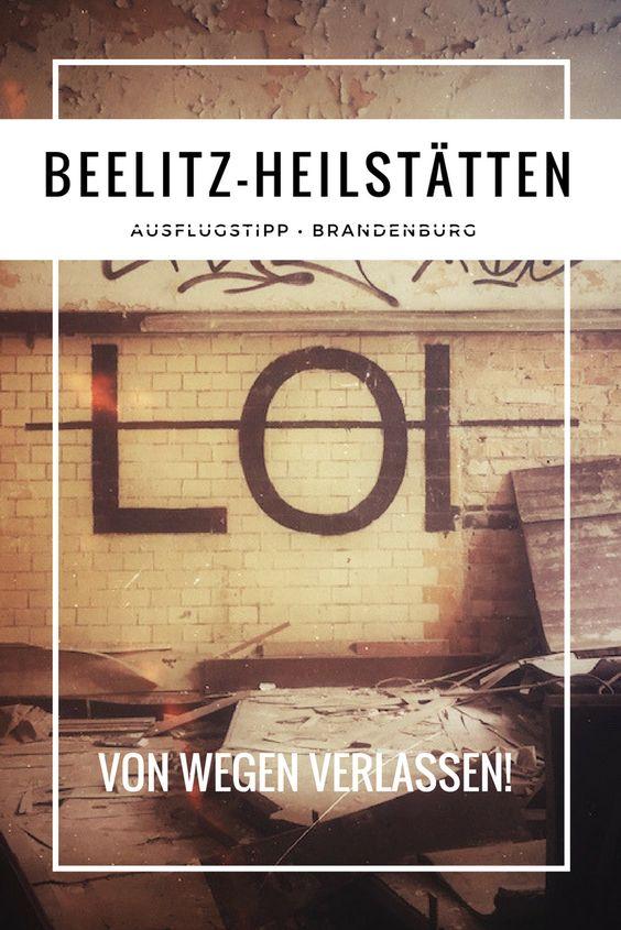Beelitz Heilstätten Führungen