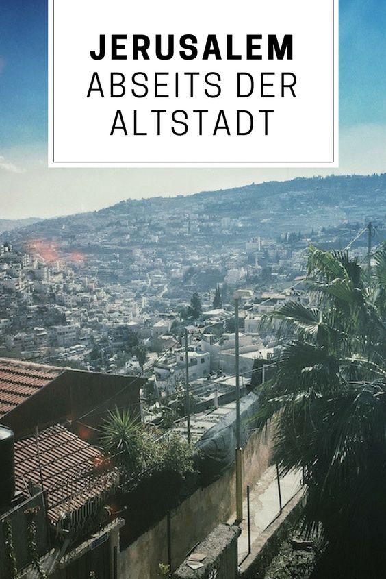 Jerusalem Tipps