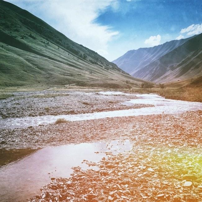 Kaukasus Reise