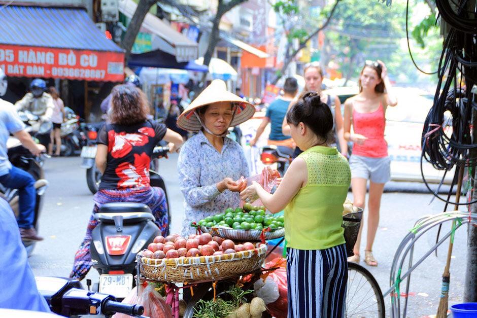 Hanoi Reisebericht