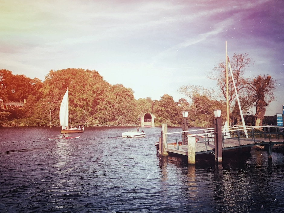 Pfaueninsel Berlin Herbst