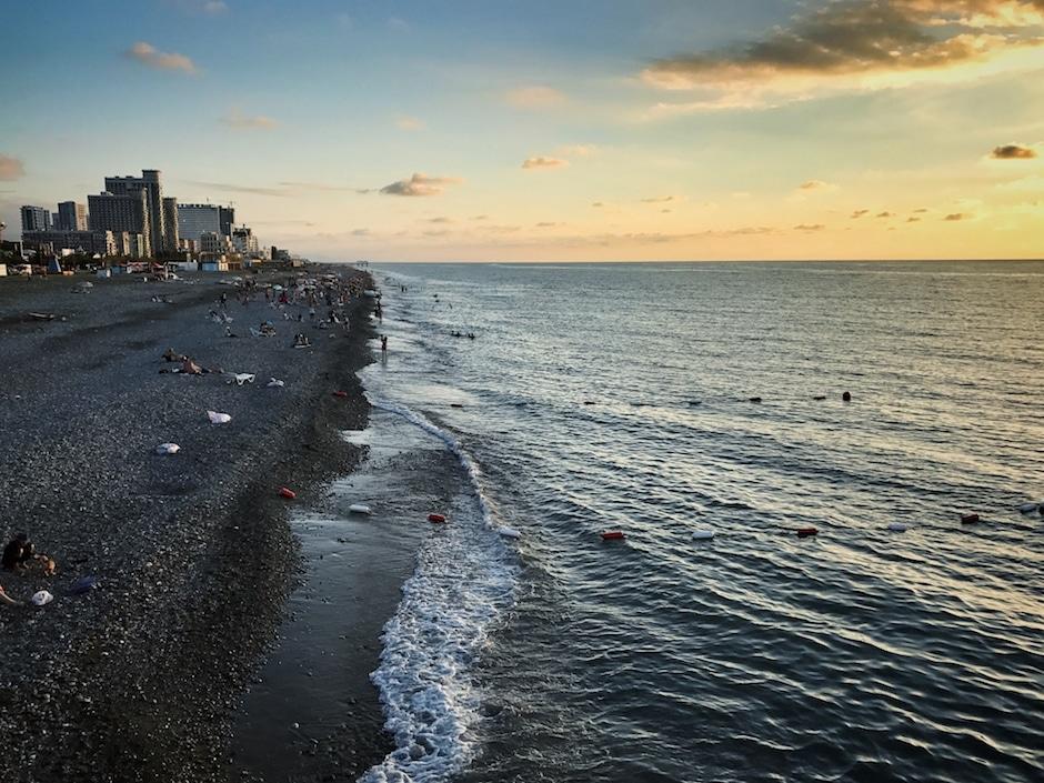 Batumi Reisebericht