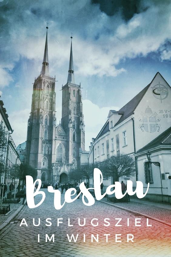 Breslau im Winter