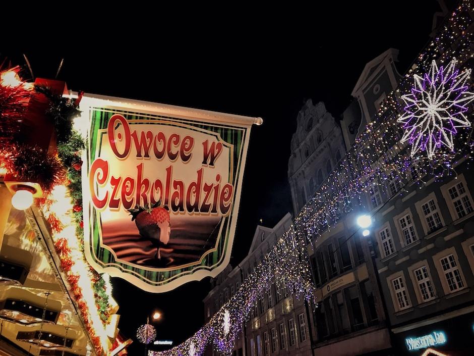 Breslau Weihnachtsmarkt