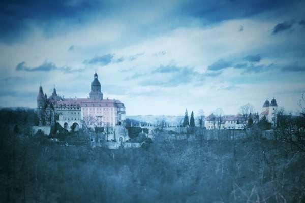 Schloss Fürstenstein Schlesien