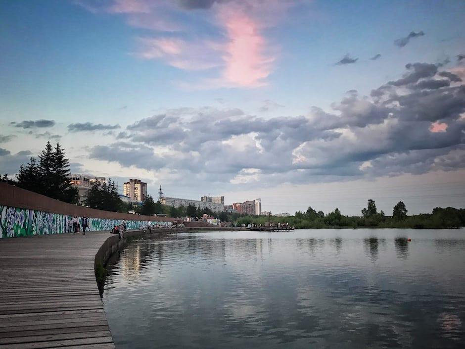 Krasnojarsk Stolby Nationalpark