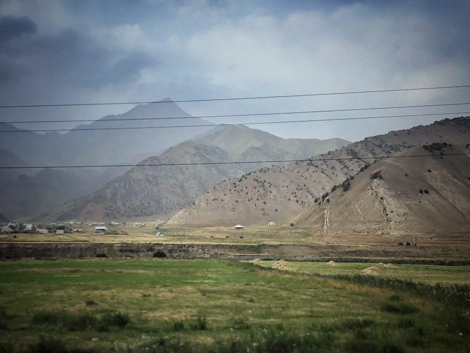 Sary Mogul Kirgisistan