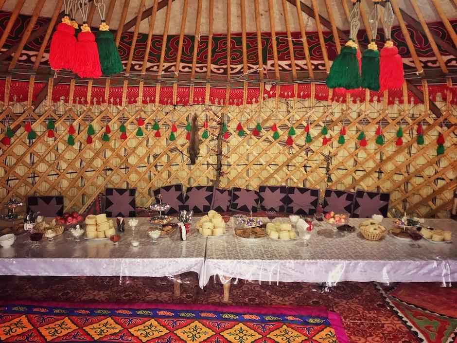 Songköl Kirgisistan