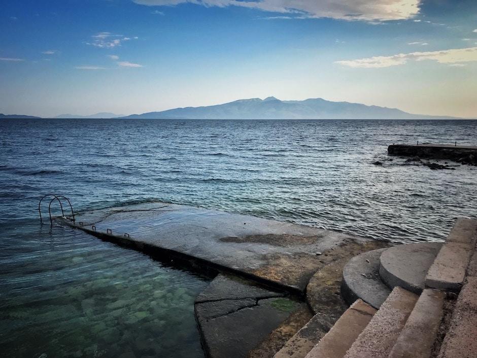 Albanien Strand