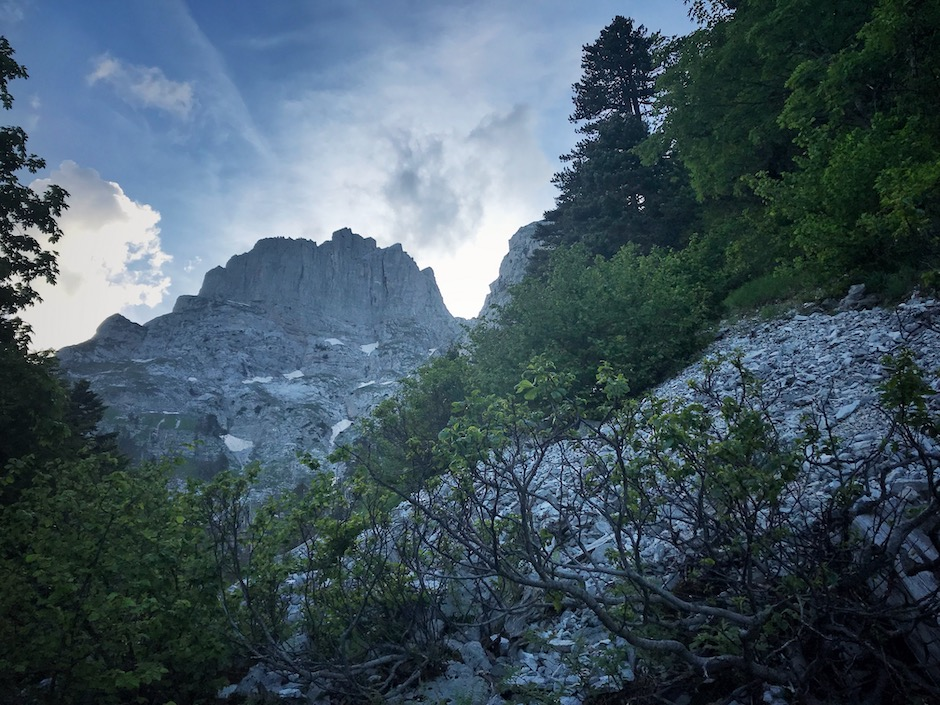 Wandern Valbonatal