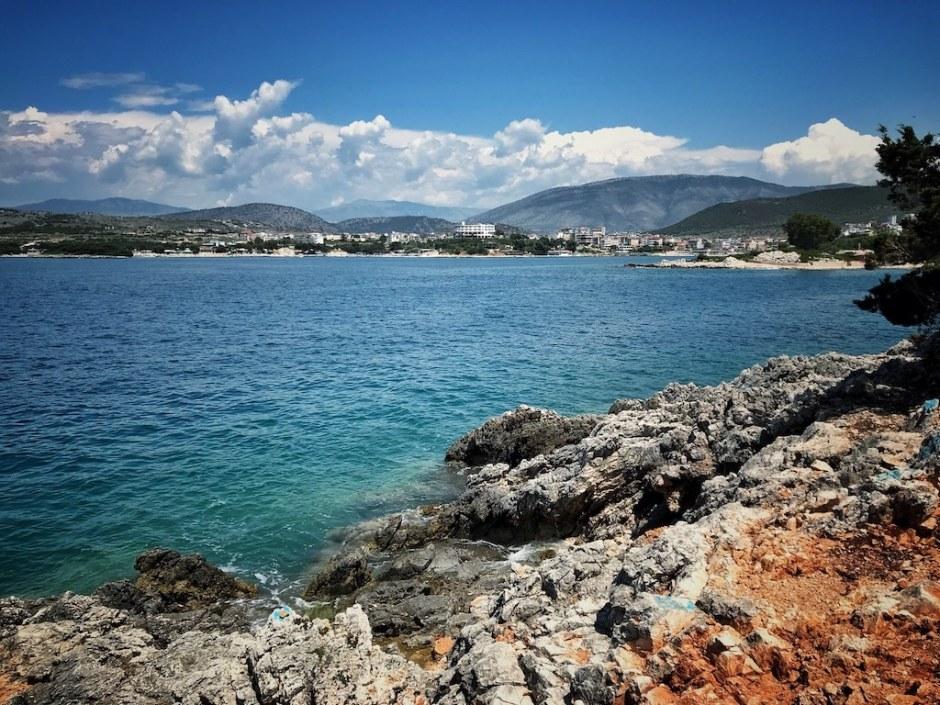 Albanien Süden Ksamil