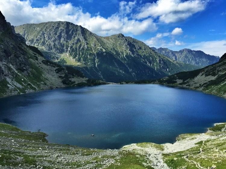 Czarny Staw pod Rysami, Bergsee Hohe Tatra, Rysy